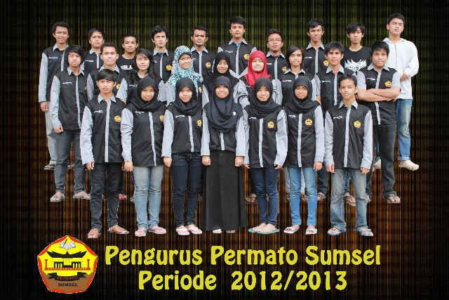 pengurus PERMATO SUMSEL periode 2012-2013 http://t.co/JJ6Y2sgRWd