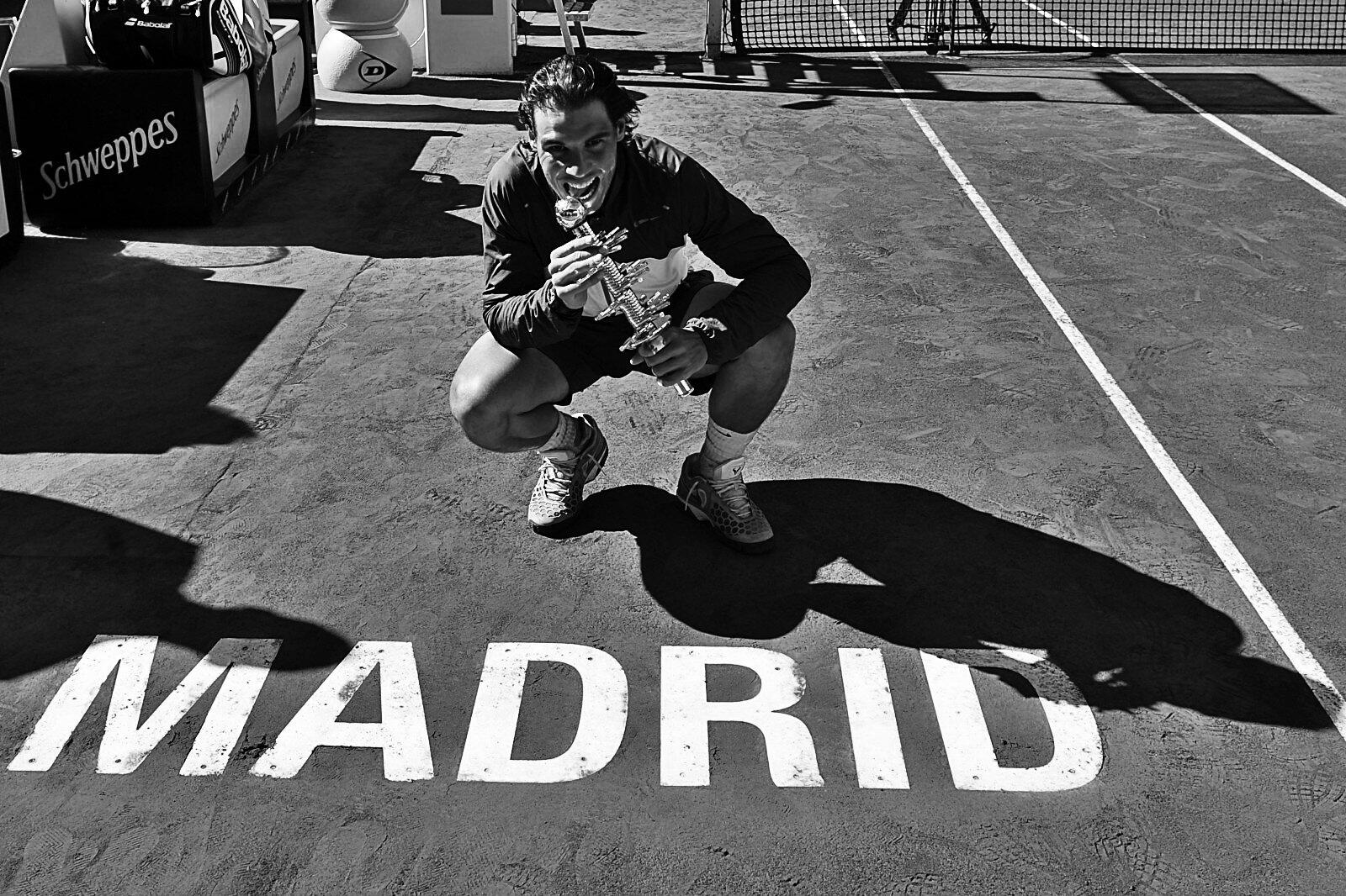 """You feel loved, you feel special when you play in front of your audience"" #Nadal #Madrid http://t.co/O7YXWmBwvB"