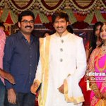 Happy Married Life to our Lakshyam Hero Gopichand :)