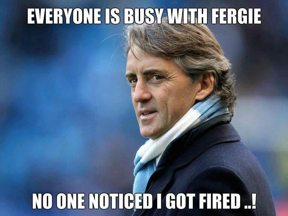 Ferguson, Mancini & Rooney to all leave Manchester, debate rages over Pellegrinis virtues & Lamps to stay on at Chelsea