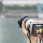 How smart is your camera? The NX300 offers Smart Auto, which automatically chooses the mode for you.