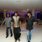 Photos of Actor #Gopichand Sangeet Function. Srikanth, Tarun, Ajay were graced for the Event. http://t.co/GAS8gelzwL
