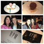 Xo! RT @GeorgiaDominiq: Thanks @RPMItalianChi for the amazing  graduation and Mother's Day dinner!