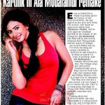 Ala Modalaindi's remake in Tamil --> RT @Rakulpreet :D