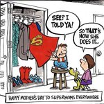 RT @TheRandomRambo: Every Mom is a SuperMom :) If you agree, Mom ki aarti karo aur tweet ko RT karo ;)