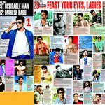 Hyderabad Times: Most Desirable Man 2012 - Mahesh Babu