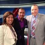 RT @stevedarling1: Thanks @nickcannon for join us on the @GlobalBCMorning   Great interview.   @sophielui