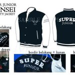 OPEN PRE ORDER JAKET YONSEI SUPER JUNIOR IDR 140.000. BAHAN COTTON FLEECE SIZE: S,M,L,XL,XXL. MINAT? SMS 083824010598 http://t.co/MLzOAzhBlA
