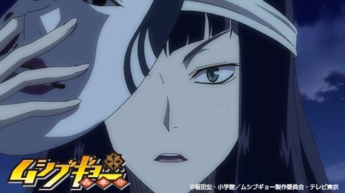 お面を取ると、やはりイケメン!!(宣伝K)#Mushibugyo