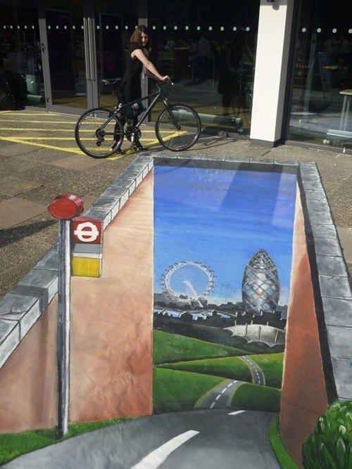 Street art! http://t.co/xy2BEHtVnf