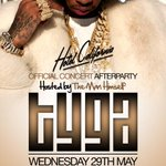  TYGA  Hosts Official Concert After Party at CLUB REPUBLIC Leicester https://t.co/6EDnvlBAz0  http://t.co/ENv1tYBuHB