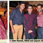 RT @sillijo: Deccan Chronicle from 14th May with @actor_Nikhil