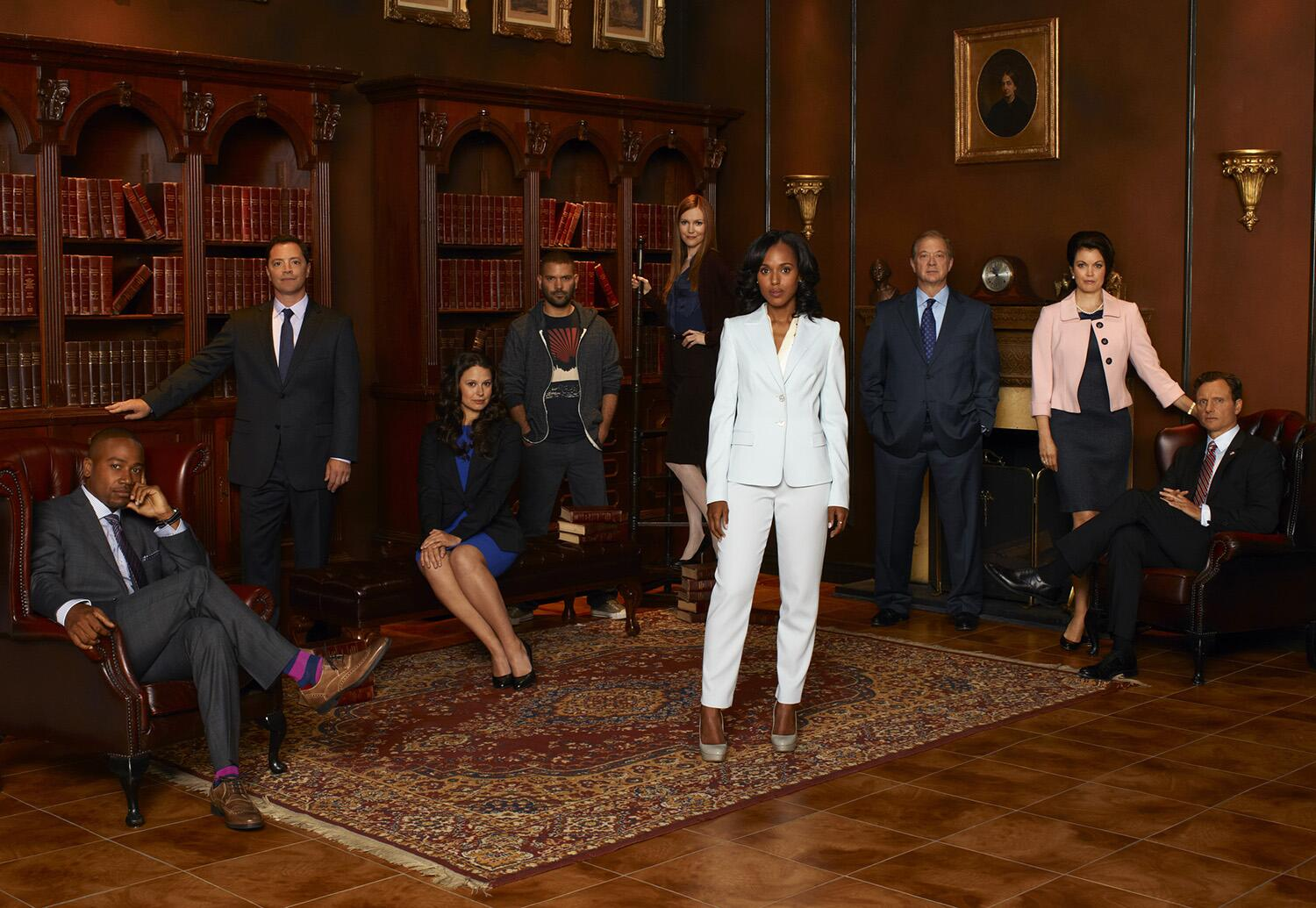 Watch the cast of #Scandal take over @GMA and @theviewtv Tuesday starting at 7AM on ABC! RT if you'll be watching! http://t.co/dsyDpR8T3y