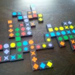 Turns out Qwirkle is a really fun #Tabletop game.