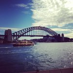 #BespokeSummit | We are by the Sydney Harbour Bridge at rehearsals for the @BESPOKESUMMIT on Thursday