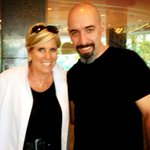 RT @WatkinsReggie: So cool to run into  @SuzeOrmanShow in Manila!!