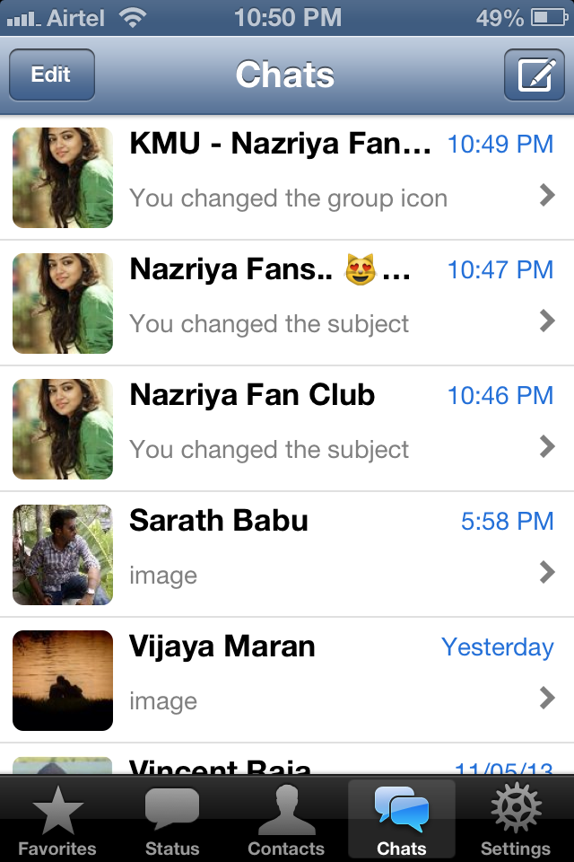 Group names for whatsapp for friends