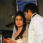 #Arya and #Nayanthara getting ready for their marriage in #RajaRani. http://t.co/GUhlkUwjTQ