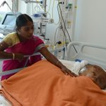 Perfect operation conducted on Roona Begums swollen head | http://t.co/NJiT0aD8pN --