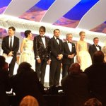 Amitabh Bachchan, Leonardo DiCaprio, Steven Spielberg, Vidya Balan and others at Festival Opening #Cannes2013