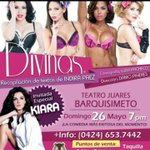 26 Mayo @showdedivas en el @TeatroJuares @kiara_true @astridherrera84  @JULIETLIMA19 @DayraLambis @Molly_LaBomba http://t.co/0HHKPWSIIZ