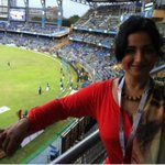 At wankhede stadium!funnn eve http://t.co/XtAftgcSL2