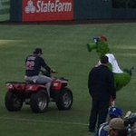 "Maaaaaybe. RT""@andouble: @TheJK_Kid  is it true you got on the Phanatics four-wheeler yesterday?"""