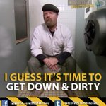 The Hyneman always keeps it real... here we go!
