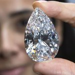 Perfect colourless diamond auctioned for record $23.5 million  |  http://t.co/OrxQmThBD2 -