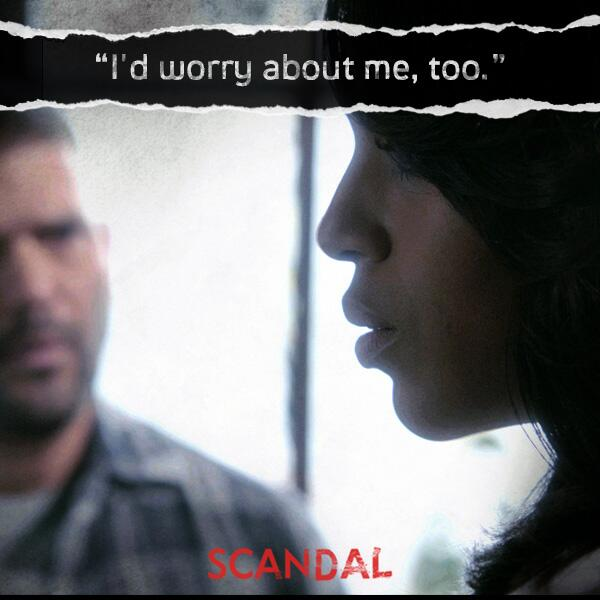 """I'd worry about me, too."" #ScandalFinale http://t.co/1o0rJ8x1ln"