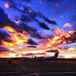 """@KatalinSom: Sunset at @EDI_Airport through friend. #edinburgh #scotland #Photo http://t.co/FD1H6DH5s0"" @DanForsyth91"