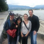 Enjoying Stanley Park with @Mrs_Phicken @jodisimpson and @late2game http://t.co/HjnOdvmeQ4
