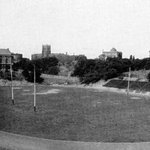 #tbt Nippert Stadium in 1925. Just a bit different http://t.co/jx14z6XzLp
