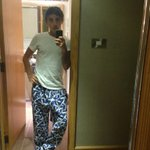 RT @BrooksBeau: In my Scottish pyjamas haha goodnight everyone xxx http://t.co/x63kJhAITC