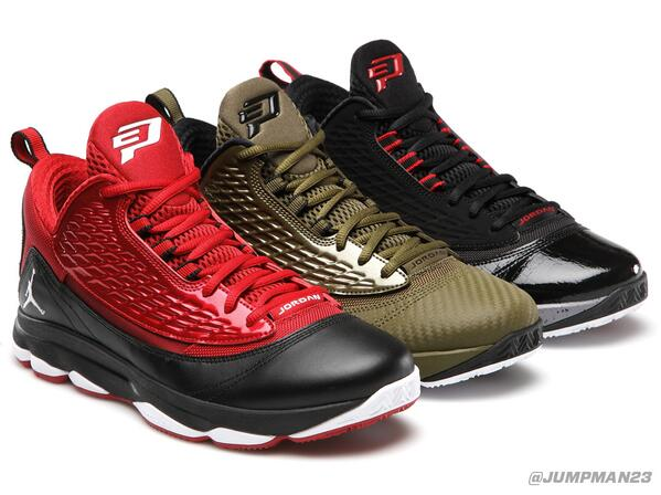 For the floor generals, 3 more styles of Chris Paul's @CP3.VI 'Artisan Edition' hit shelves this month: http://t.co/KsvYqgUy0S