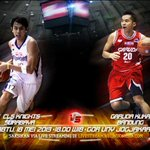 RT @nblindonesia: Jogjakarta! ARE YOU READY FOR BIG MATCH #SpeedyNBL #ChampionshipSeries @clsknights v @GarudaBdg?!?! http://t.co/HX99bOydcn
