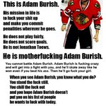 RT @ABurish37: @laurentumble: Haha describes you perfectly! @ABurish37 #ItsAdamBurish http://t.co/Hxwx9qiFsv