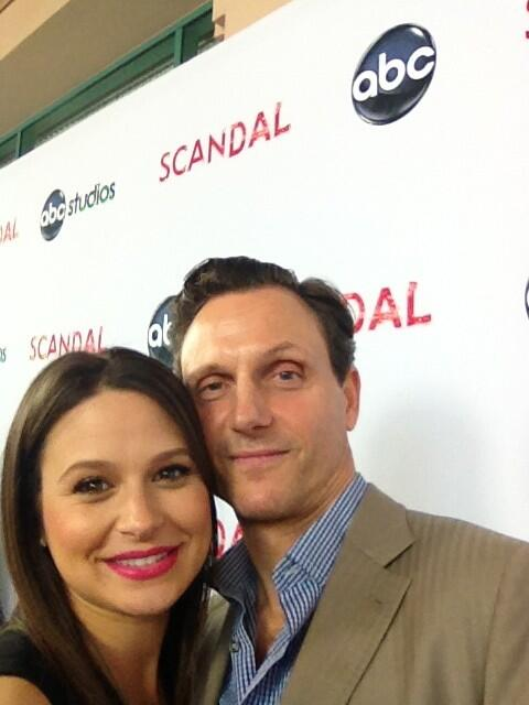 RT @KatieQLowes: Tony & me :) Red carpet #ATAS event! @tonygoldwyn http://t.co/dLgvjJlKCM