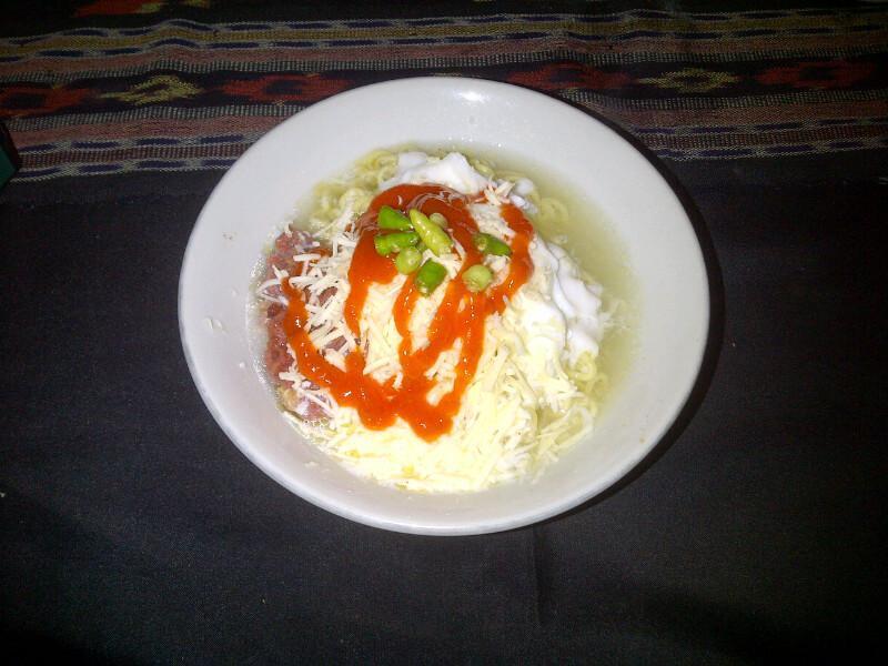 ndatabee : Indomie rebus telur kornet keju cengek #lupakandiet ...