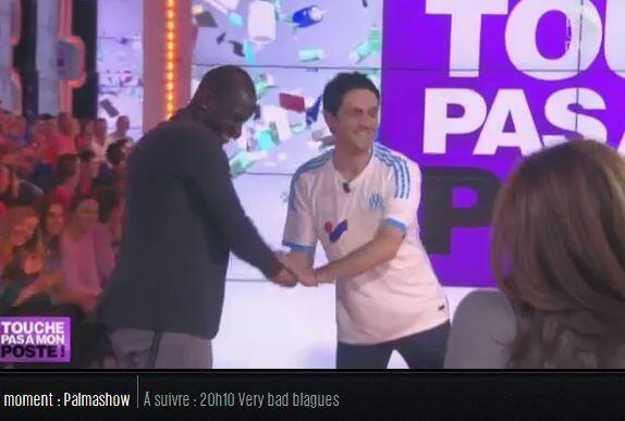 On s'est bien marrés hier avec @mamadousakho3 dans #tpmp Trés bon délire de la personne http://t.co/pxzCEdoYdq