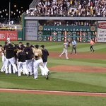 And the #Pens win.  Great night!!RT @Pirates: You. Can. #RAISEIT Your Buccos win tonight 5-4 at PNC! http://t.co/oBbmMbmGeI