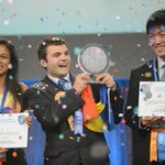 Low-cost, self-driving car innovation takes top prize at #IntelISEF -Congrats to all students from around the globe