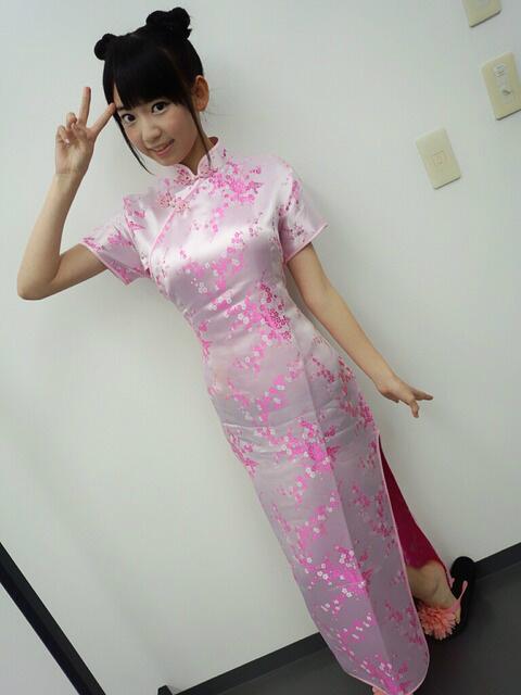 チャイナ・ドレス