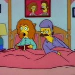 &quot;@SimpsonsQOTD: &quot;Ned, did you clip Ann Landers today?&quot;