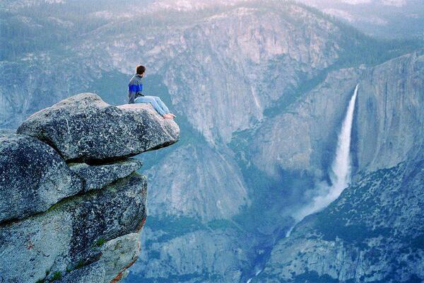 """""""Si no escalas la montaña, jamás podrás disfrutar el paisaje"""" @viajeroscalle http://t.co/upmtRLgcU7"""