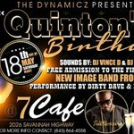 WE  @ 7CAFE WIT IT 2NITE @TheDynamicz @djtantrum @DirtyDaveDDE @MistaTaylor @DjVinceD http://t.co/wKDuuDYQNJ