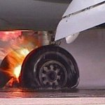 VIDEO: Plane catches fire on landing at Moscow's Vnukovo Airport http://t.co/JgaZmYtK7T