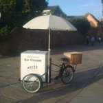 #STOLEN in #Shrewsbury, TED the ice cream guy, his bikes been stolen, power of twitter, lets get it back, please RT http://t.co/FTlYAbVrUx