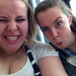 So many photos of these 2 on my phone @SamPlaskett @SophieeeMariee http://t.co/8lRBxRuqhl