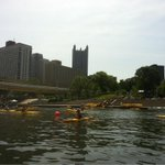 Kayakers hitting the water at @ventureoutdoors VO Fest Sponsored by @DICKS http://t.co/zC3fEypN3z